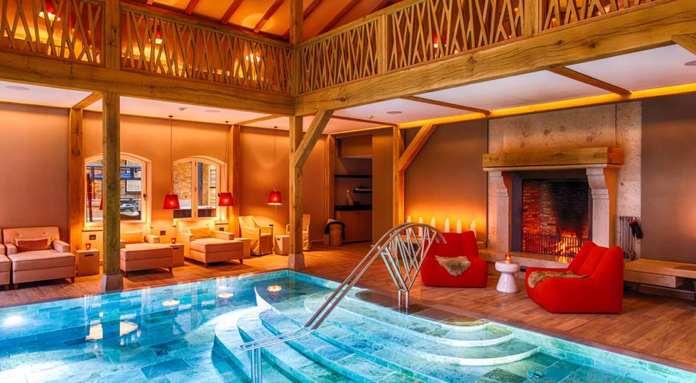 luksus weekendophold spa